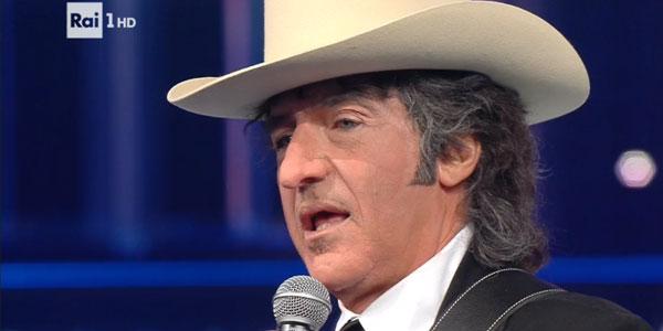 Tale e Quale Show 2016: Tullio Solenghi interpreta Bob Dylan – video