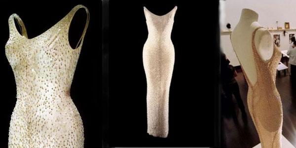 Marilyn Monroe: all'asta il vestito indossato al compleanno di Kennedy