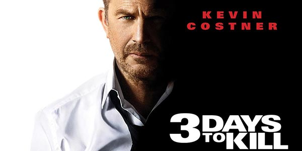 3 Days To Kill, film stasera in tv con Kevin Costner su Rai 4: trama