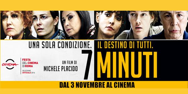 CINEMA 7 minuti: la coscienza di classe irrompe sullo schermo