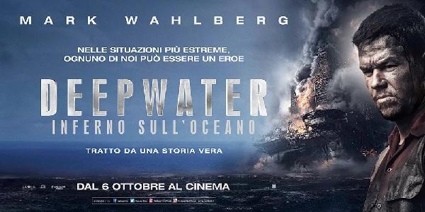 Deepwater - Inferno sull'Oceano trama e recensione