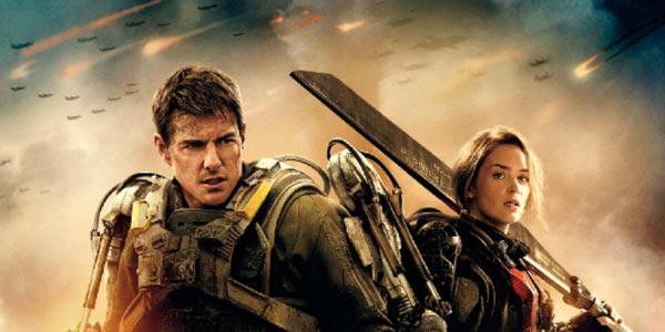 Edge of Tomorrow film stasera in tv trama