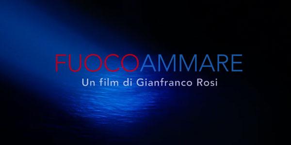 Fuocoammare film stasera in tv trama