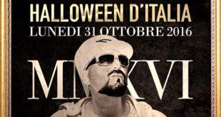 Halloweeen d'Italia 2016 biglietti