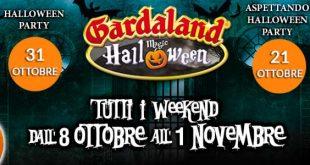 Halloween 2016 a Gardaland come arrivare, eventi, orari, spettacoli