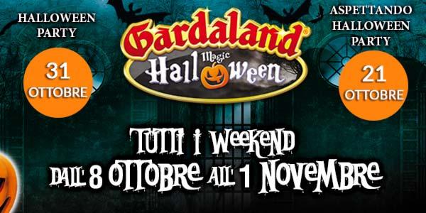 Halloween 2016 a Gardaland: come arrivare, eventi, orari, spettacoli