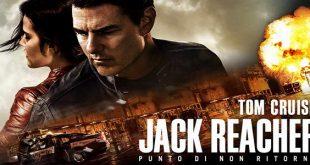 Jack Reacher Punto di non ritorno trama