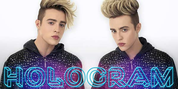 Jedward video e testo Hologram