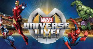 Marvel Universe Live milano biglietti