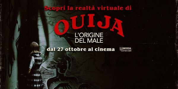Ouija - L'origine del male film al cinema