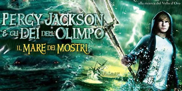 Percy Jackson e gli dei dell'Olimpo - Il mare dei mostri trama