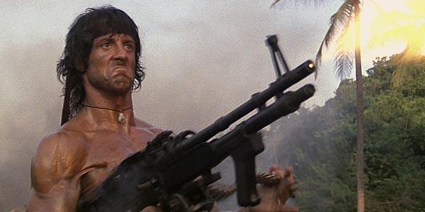 Rambo film stasera in tv trama