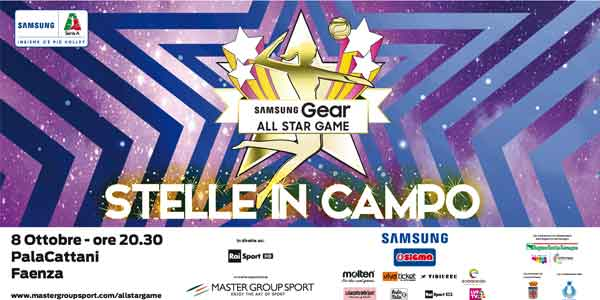 Samsung Gear All Star Game faenza
