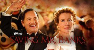 Saving Mr. Banks film stasera in tv trama