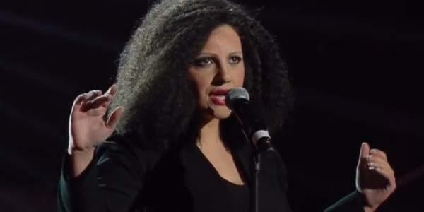Tale e Quale Show: Deborah Iurato imita Antonella Ruggiero
