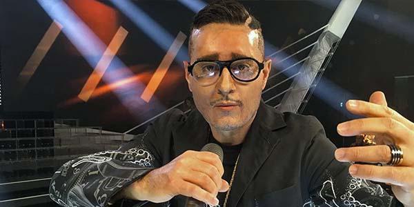 Tale e Quale Show: Enrico Papi è il rapper Rocco Hunt – video