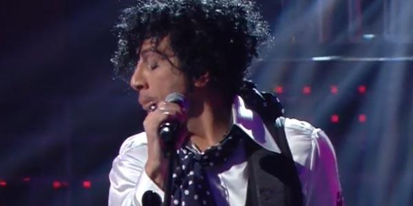 Tale e Quale Show Manlio Dovì imita Prince
