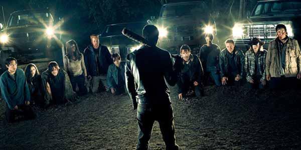 The Walking Dead 7 chi muore ucciso da Negan