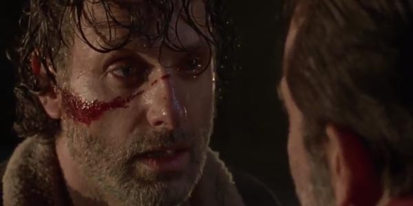 The Walking Dead 7 episodio 7x01 sneak peek