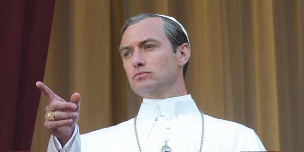 The Young Pope trama prima puntata