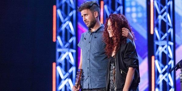 X Factor 10 Bootcamp Daiana Lou video