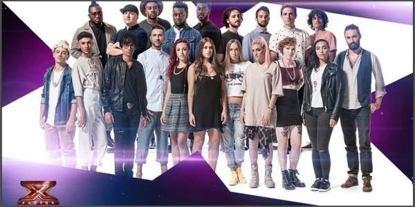 X Factor 10, 1° Live Show: eliminato Diego e tutte le esibizioni