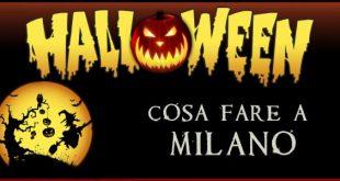 halloween 2016 cosa fare a Milano