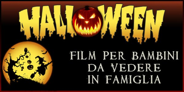 halloween-film per bambini da vedere in famiglia