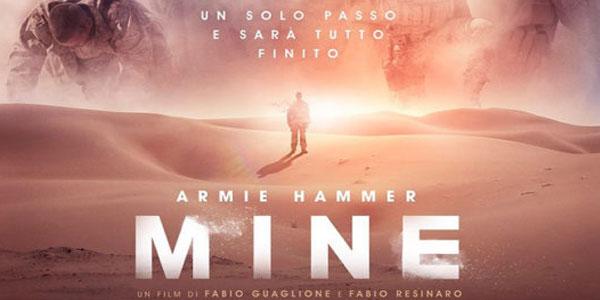 Mine: intenso film con Armie Hammer al cinema dal 6 ottobre – trama e recensione
