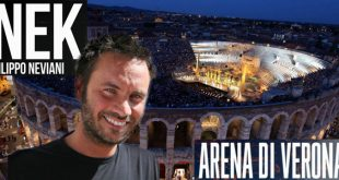nek arena verona biglietti concerto