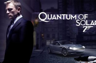 quntum of solace james bond trama