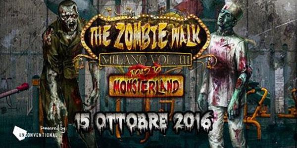 zombie walk milano come partecipare e orari