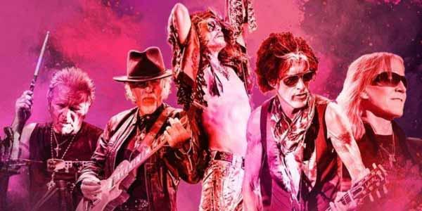 Aerosmith: un concerto a Firenze in giugno 2017 per il tour di addio – biglietti