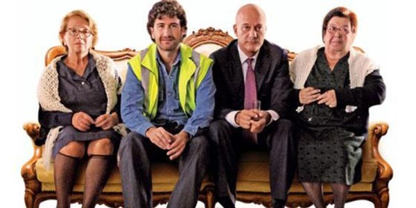 Benvenuti al Sud film stasera in tv trama