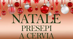Cervia tour dei Presepi Natale 2016