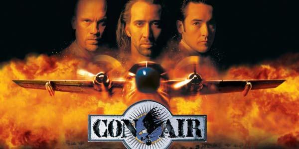 Con Air film stasera in tv trama