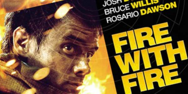Fire with Fire film stasera in tv trama