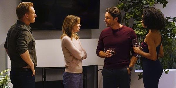 Grey's Anatomy 13: dove vedere gli episodi in italiano, replica e orari