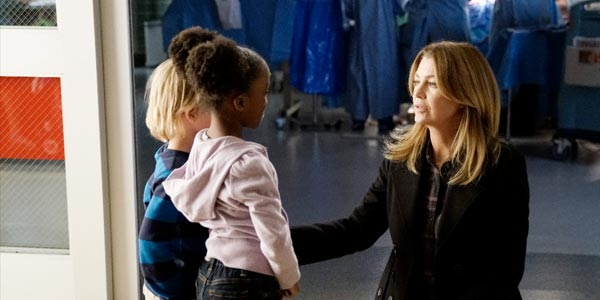 Grey's Anatomy trama episodio 13×08