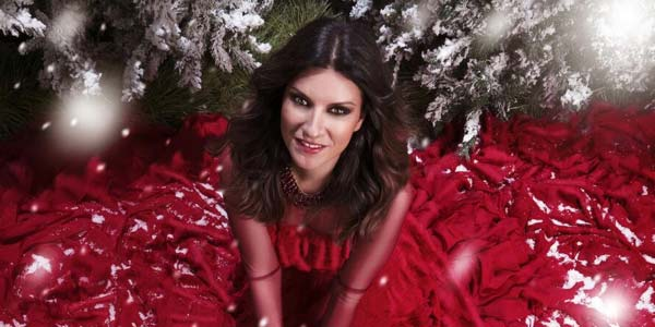 Laura Pausini Have Yourself A Merry Little Christmas testo e audio