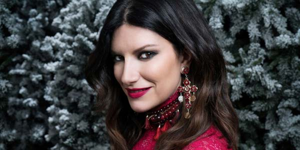 Laura Pausini Jingle Bell Rock testo e audio