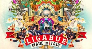 Ligabue audio album Made In Italy
