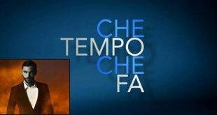 Marco Mengoni video ospite a Che Tempo Che Fa