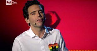 Mika contro omofobia omaggio paolo poli