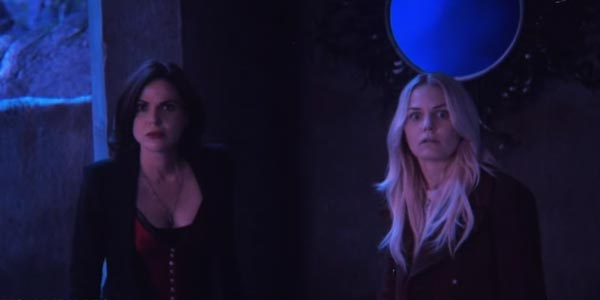 Once Upon A Time trama e promo episodio 6×08