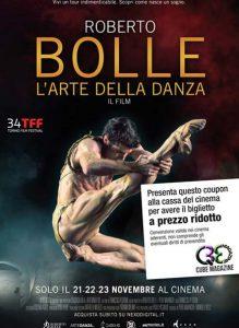 Roberto Bolle L'arte della Danza coupon sconto