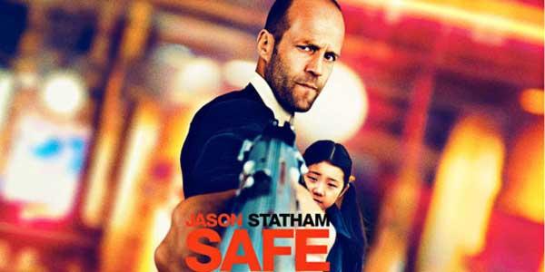 Safe film stasera in tv trama