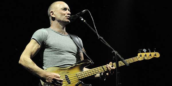 Sting: un concerto a Milano in marzo 2017 – biglietti