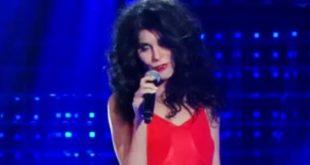 Tale e Quale Show Bianca Atzei imita Giusy Ferreri