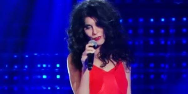 Tale e Quale Show: Bianca Atzei imita Giusy Ferreri – video